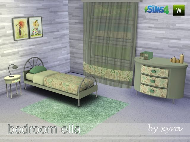Sims 4 CC's - The Best: Kidsroom by Xyra33