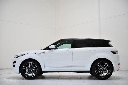 2011 Range Rover Evoque by Startech