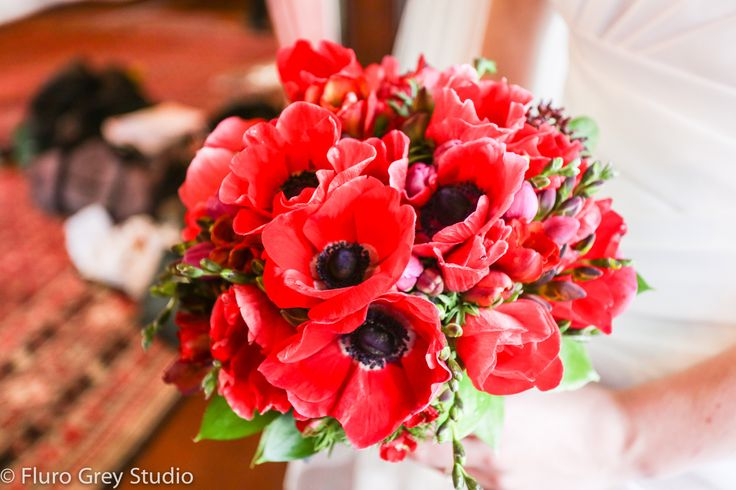 Wild Poppies Wedding
