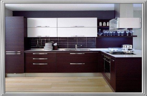 Elegáns konyhabútor - Mdf fóliázott #konyha #butor #kitchen #furniture #konyhabútor
