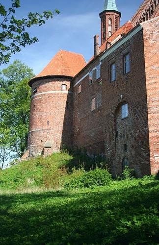 Frombork Castle, Warmia