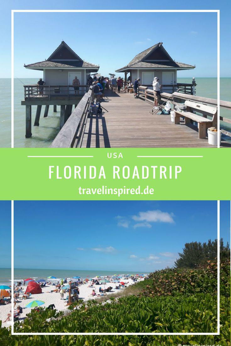 Mietwagen Rundreise durch Florida. Neben den Florida Keys und den Everglades gibt es weitere Highlights: die Altstadt von St. Augustine, das Manatee Schutzgebiet rund um Crystal River und der berühmte Autostrand bei Daytona Beach #florida #roadtrip #staugustine #daytona #reisebericht #travelinspired