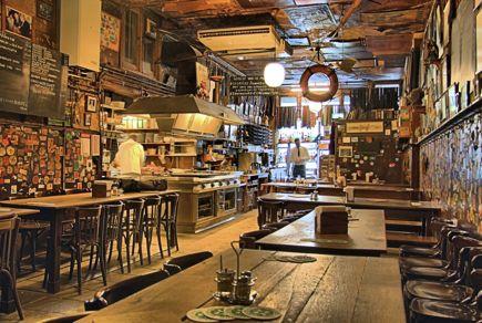 """Restaurant """"Bierhandel"""" De Pijp (for InTouch)"""