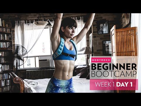 Beginner BootCamp Day 1 | BodyRock Beginner Bootcamp