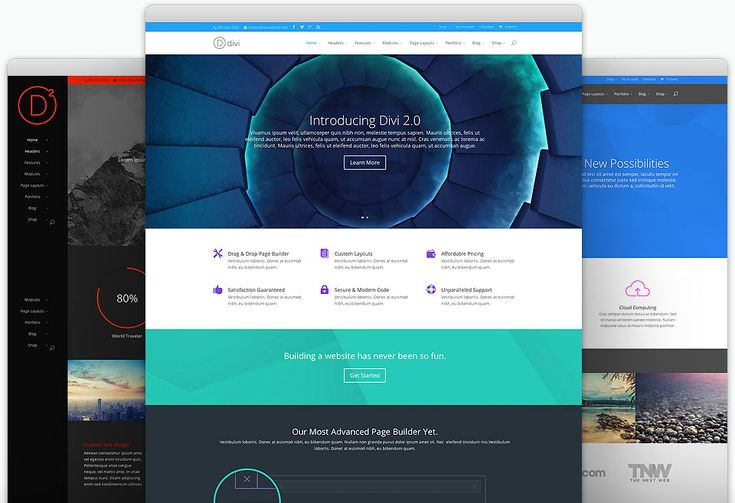 Divi WordPress Theme by Elegant Themes - Editor's Review + Tutorial