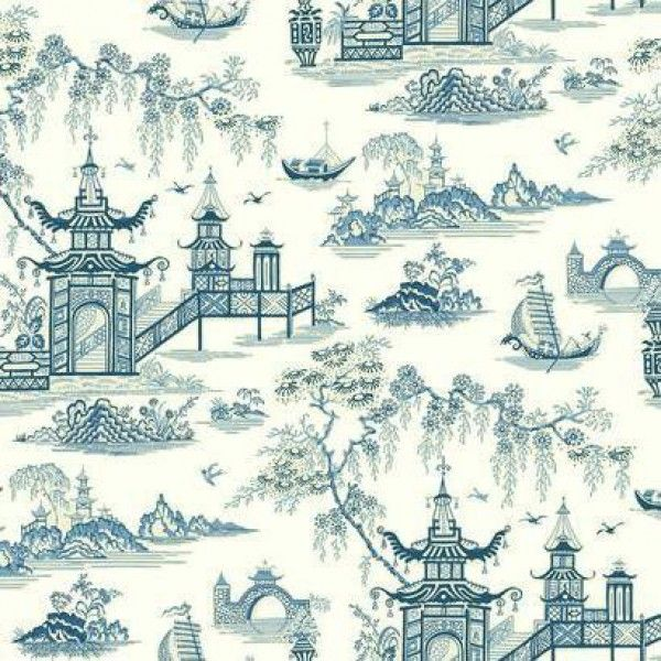 Peaceful Temple Wc7553 York Wallpaper With Images York