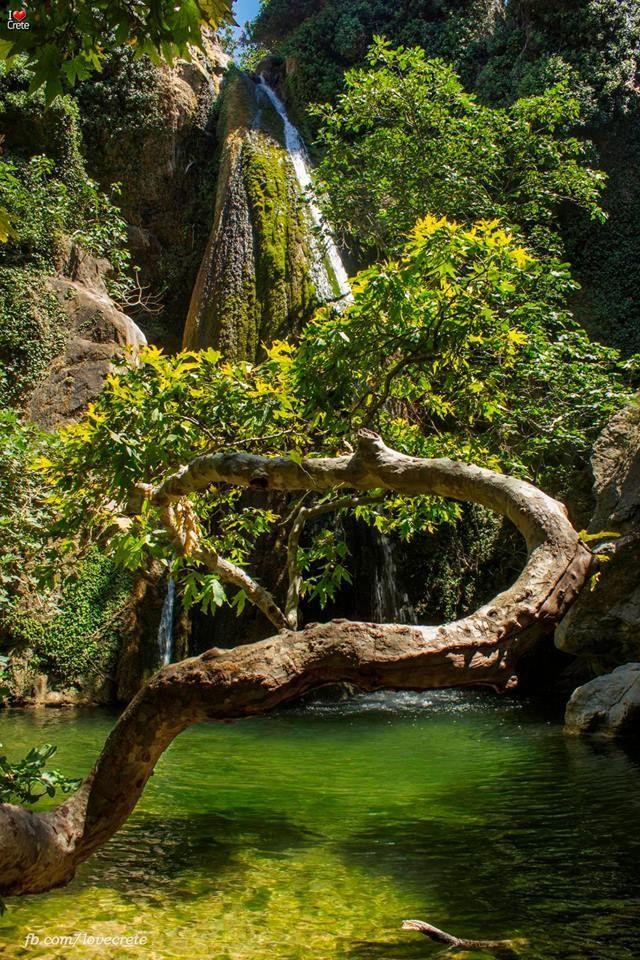 """RIHTIS "" canyon - Mesa Mouliana village , near Sitia- Crete , ideal place for hikers & naturalist.:"