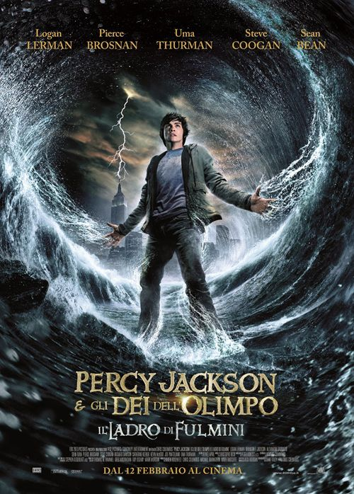 Percy Jackson e gli dei dell'Olimpo: Il ladro di fulmini #BiblioCarugo