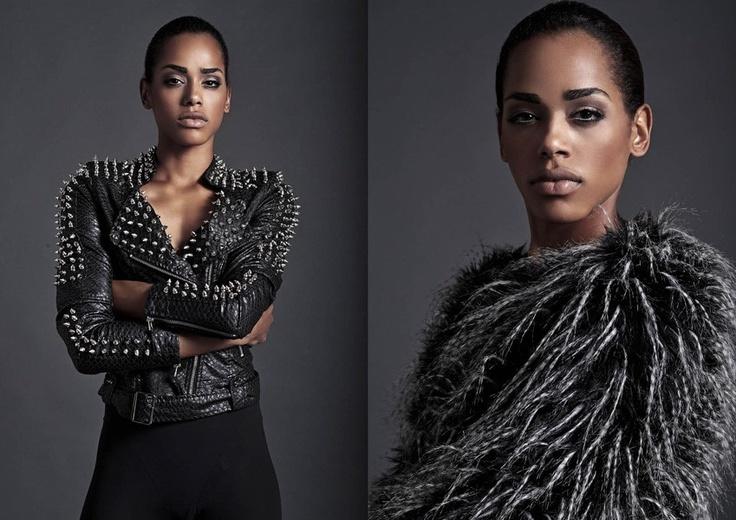Spikes, Faux Fur Coats, Velvet Shorts... need I say more