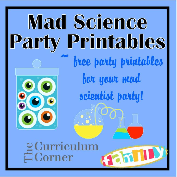 121 best Science Party images on Pinterest | Events, Crafts and ...