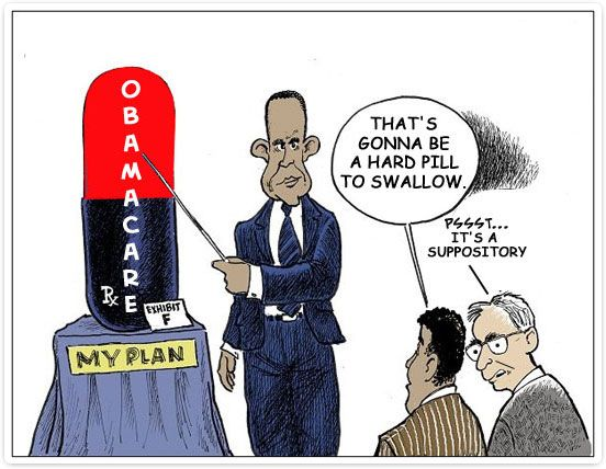 Trump offers limited relief from Obamacare coercion