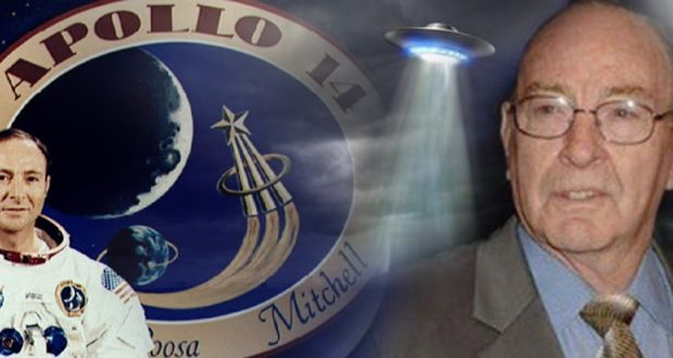 Former NASA astronaut Dr. Edgar Mitchell claims alien cover-up. | Alien UFO Sightings