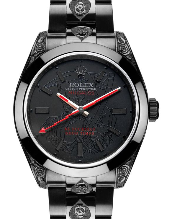 Bamford Rolex...if ever there was a Rolex that was my style, this would be it...I want this