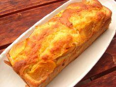 ホットケーキミックスde柿のケーキ by もこもこのびたん [クックパッド] 簡単おいしいみんなのレシピが223万品