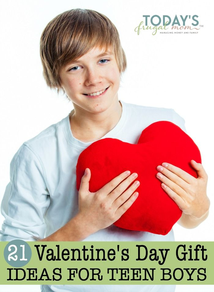 Valentine's Day gift ideas for teen boys can be a tough thing to conquer. However, I've spent enough time around teen boys to get a good handle on what it is they enjoy. Here are 21 Valentine's Day Gift Ideas for Teen Boys. :: todaysfrugalmom.com