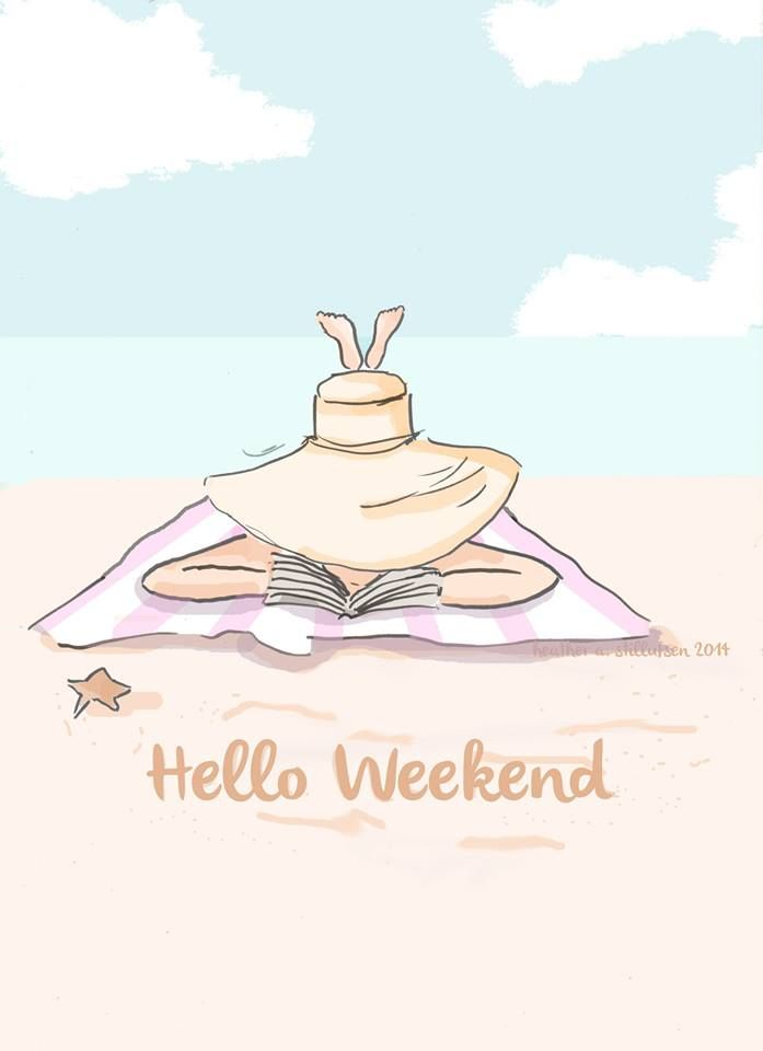 Have a lovely weekend my friends! xoxo ~Michelle