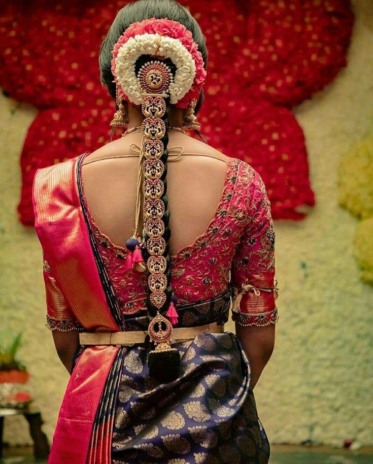 Pin by almeenayadhav on jadai billai malai crown corsage