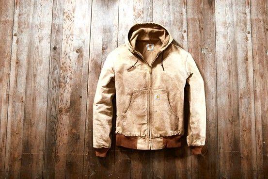 My Carhartt Detroit Jacket