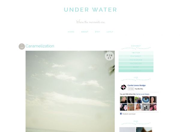 138 Best Images About Cute Blogger Templates On
