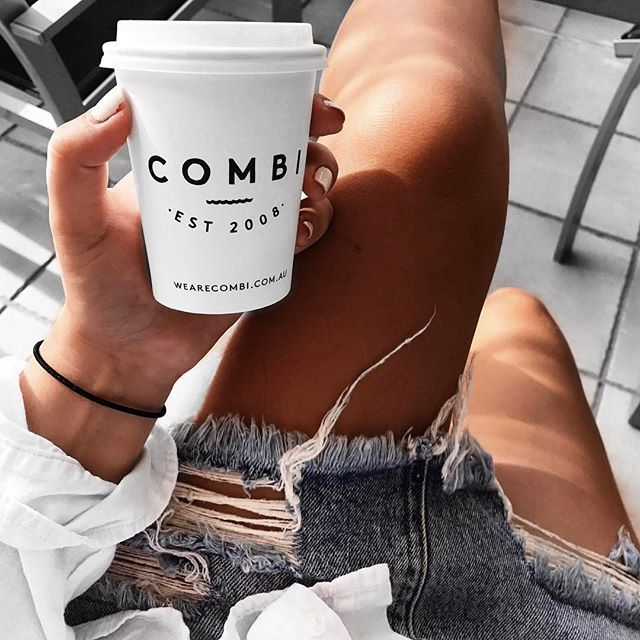 When Coffee Is Life At Combi By @lima.alfa