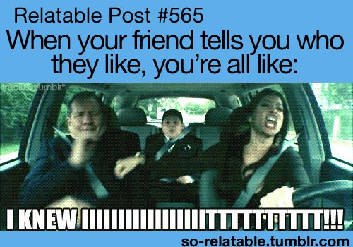 I KNEW IT!!!! So true!!!!   Funny Pictures, Quotes, Pics, Photos, Images