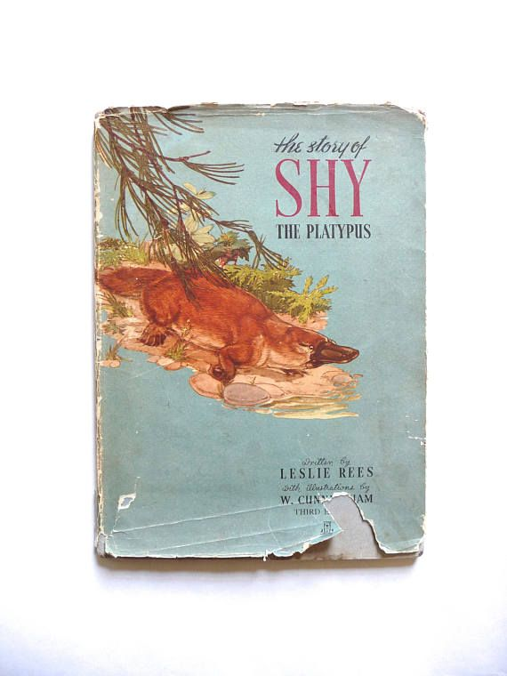 The Story of Shy the Platypus by Leslie Rees Illustrated by
