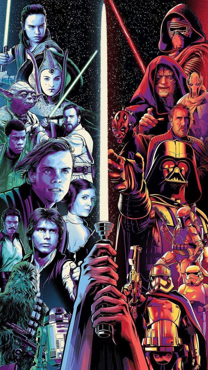 Star Wars Celebration Art Phone Wallpaper 1920 X 1080 Art Celebration Marvel Comics Marvel Comi In 2020 Star Wars Painting Star Wars Awesome Star Wars Background
