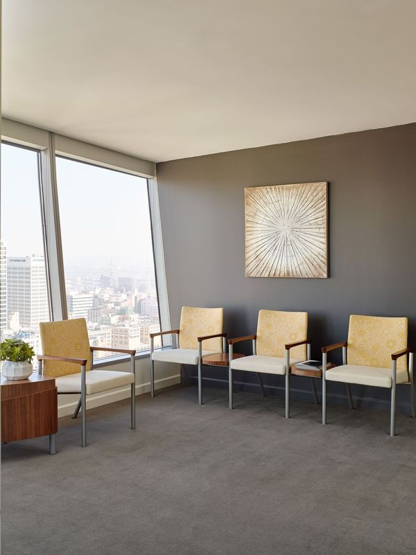 office waiting room design. healthcare furniture and modern waiting room chairs office design