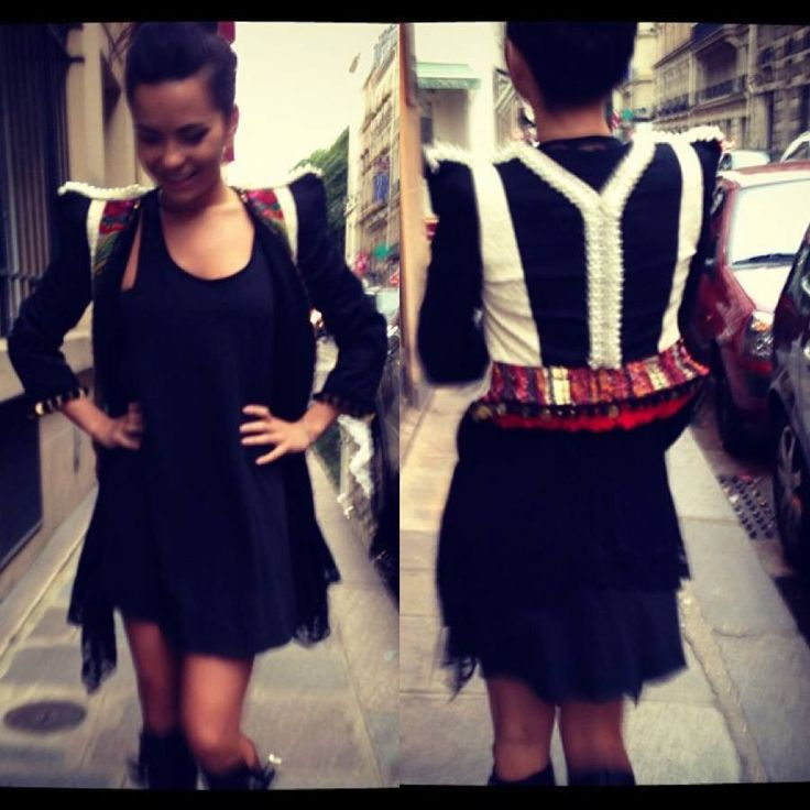 Inna is a proud Romanian...love her style and taste in fashion