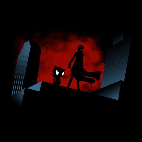 Phantom Thieves The Animated Series Persona 5 Joker Persona 5 Persona