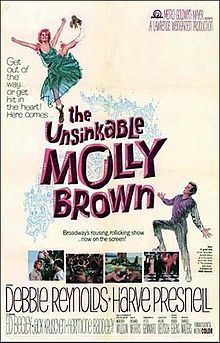 The Unsinkable Molly Brown (film) - Wikipedia, the free encyclopedia