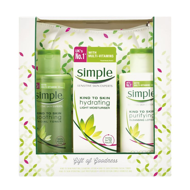 Simple Gift of Goodness Set
