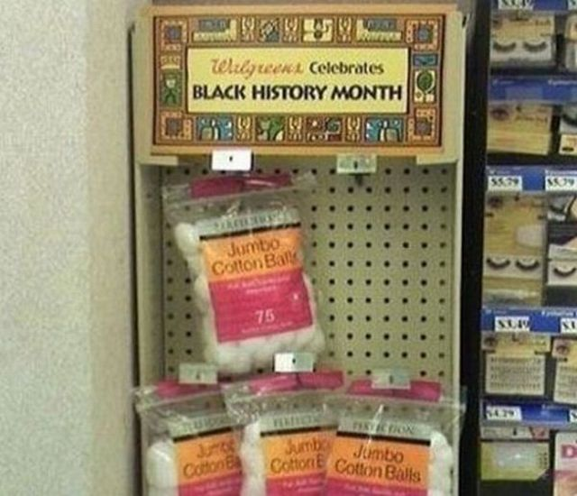 19 Cases Of Accidental Racism - LMAO!! Wtf walgreens?!