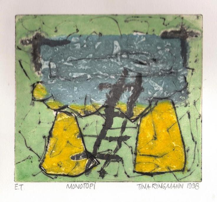 'Blå II' - TRM, 1998