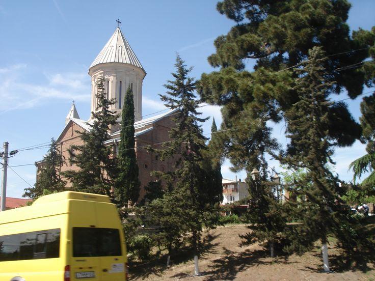 Tbilisi Georgia Armenian Church