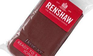 Chokladsockerpasta med god smak! 250g/förpackning. #täckatårta #chokladsockerpasta #sockerpasta #tårtlock #choklad