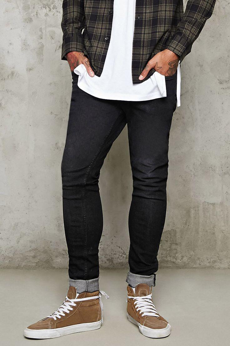 Skinny Jeans - Men - Bottoms - 2000200440 - Forever 21 EU English