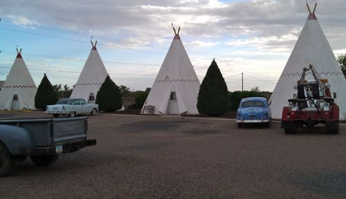 A must see.  WigWam Hotel – Holbrook AZ ~ Such a charming place to stay!!