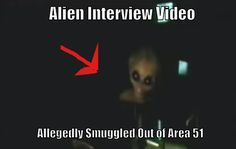 Video interview of grey alien in area 51. Fascinating video of strange happenings in area 51 including nine saucer like craft being back engineer to discover their propulsion system…