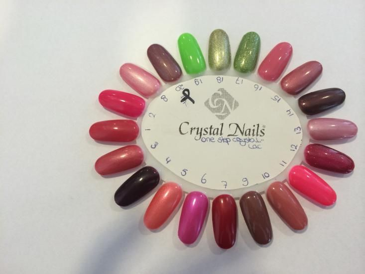 Merken: Crystal Nails: Crystal Nails One Step : Crystal Nails One Step 3 ml (22 Thermo) » Nagelgroothandel.nl - groothandel nagelproducten