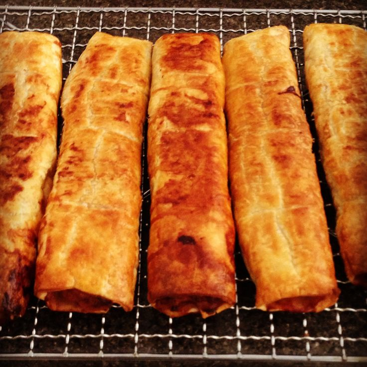 Healthy sausage rolls (Thermomix recipe community)
