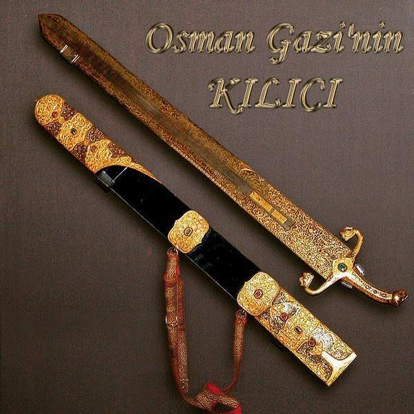 Tahta geçen Osmanlı Sultanları, Eyüp Sultan'da Osman Gazi'nin kılıcını kuşanarak görevine başlardı.