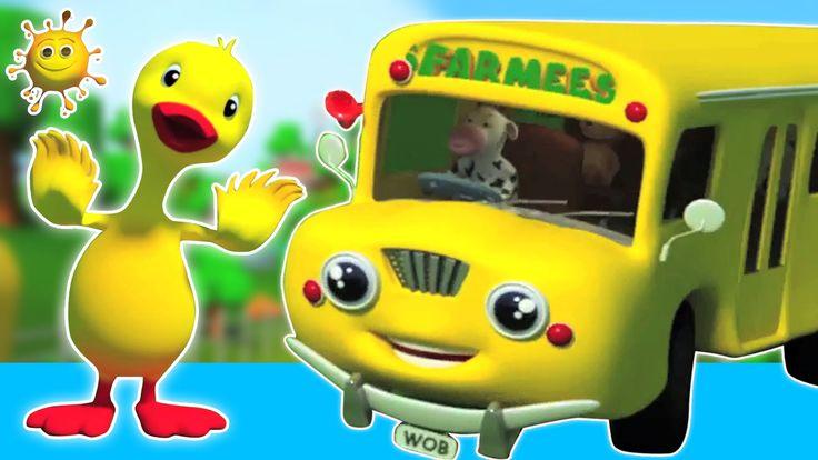 les roues sur la chanson de bus   enfants rime collection en français   ... Hey les tout-petits aujourd'hui farmees est ici avec roues du bus pour vous emmener pour un tour. Laisse aller et avoir du plaisir avec farmees amis #wheelsonthebus #yellowbus #farmeesfrancaise #kids #toddlers #preschool #parenting #kindergarten #playtime #kidsvideos #rhymes #childrensongs