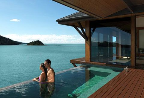 Live like a celebrity in this breathtaking room at qualia Hamilton Island, Australia