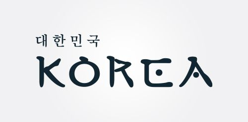 #Korea #logo #verbicon