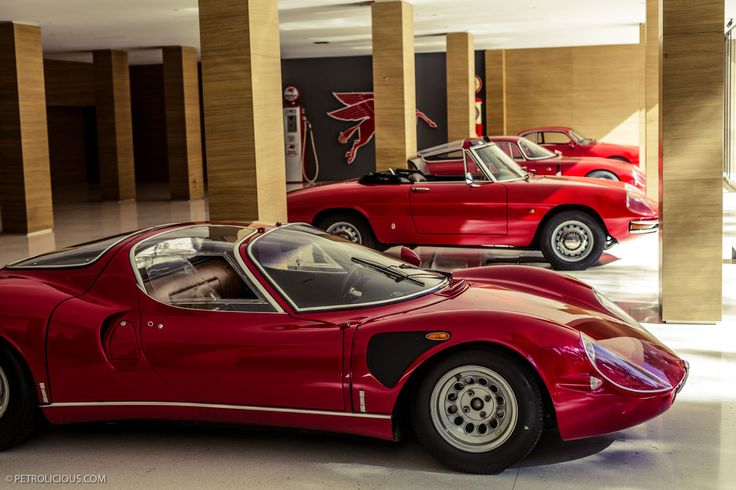 How many of you would love to have this dream garage in your home?