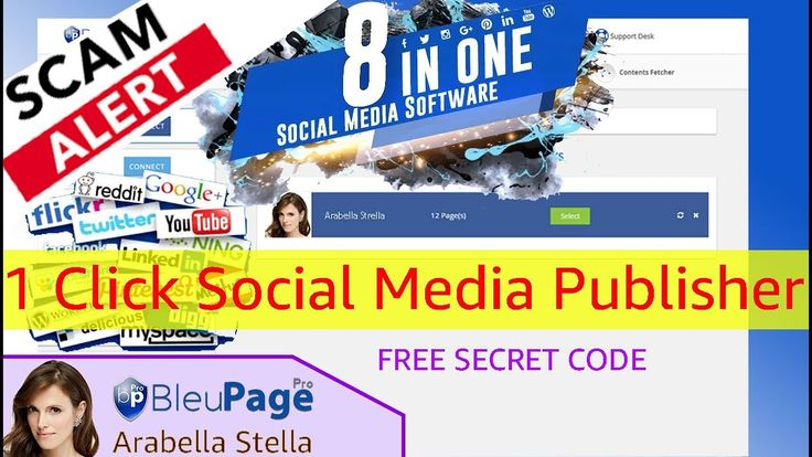 What Is BleuPage Pro? There's no question that social media marketing is a great way to get traffic, leads and sales… http://bleupageprobonus.blogspot.com/90OFFcode