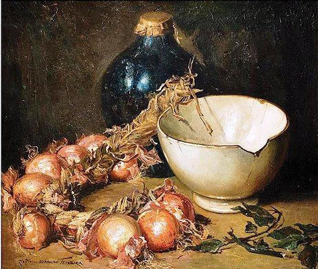 Natureza morta, 1946 Oswaldo Teixeira (Brasil, 1904-1974) óleo sobre tela, 61 x 70 cm