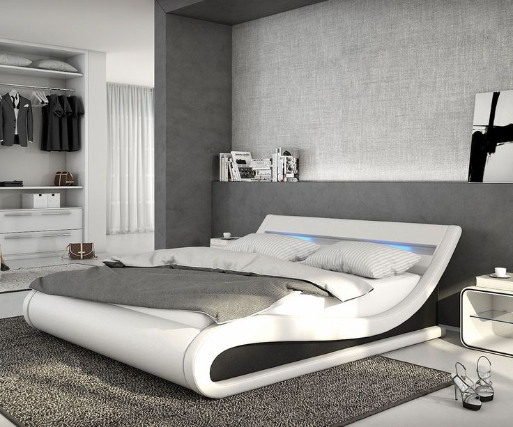 36 best DELIFE - Deluxe Beds images on Pinterest Beds, Bed and - schlafzimmer betten 200x200