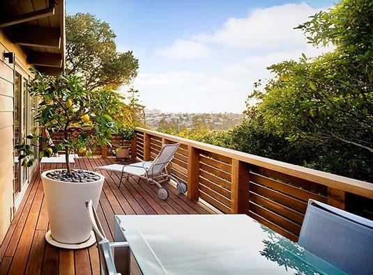 Japanese Garden Balcony Decks